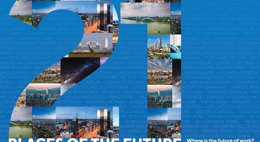 21 lugares do futuro