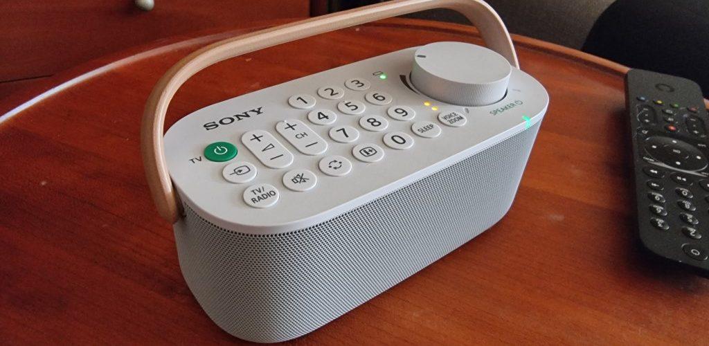 Análise Sony SRS-LSR200