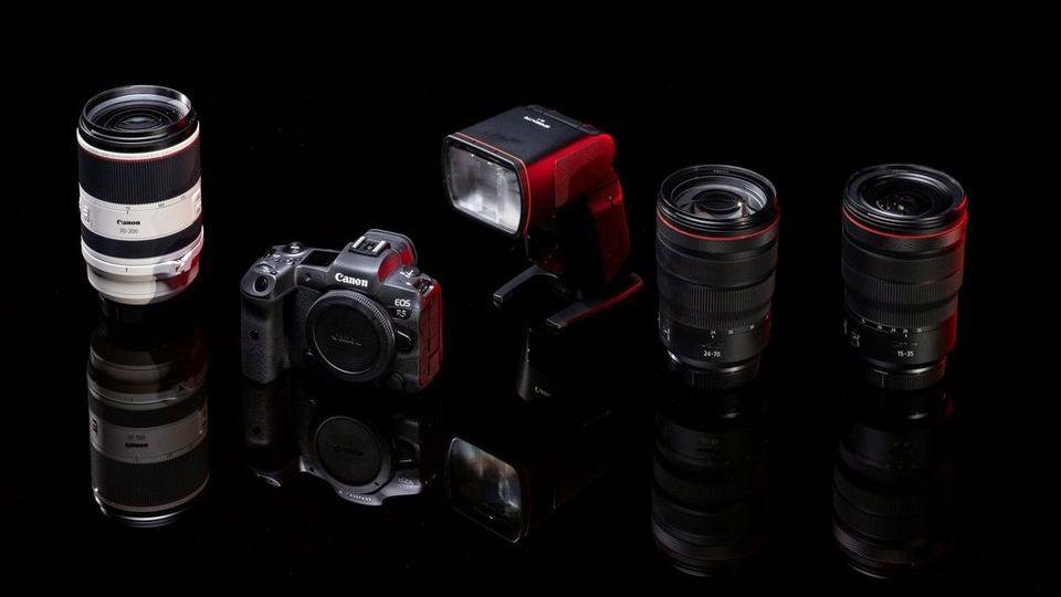 Canon Redline Challenge prémios