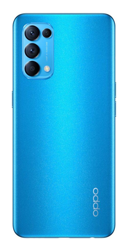 OPPO Find X3 Lite_Astral Blue