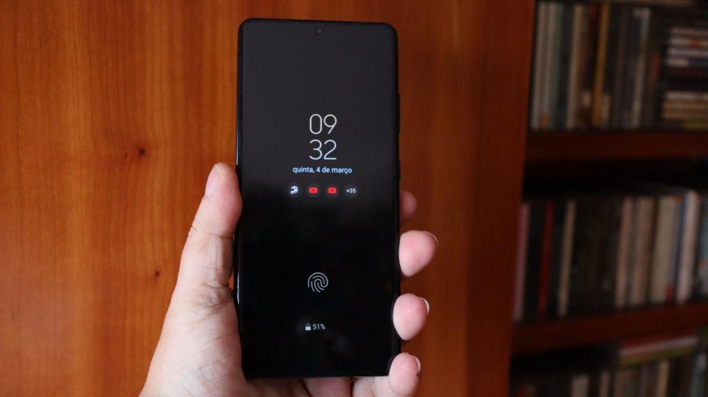 Análise Samsung Galaxy S21 Ultra -  Xá das 5