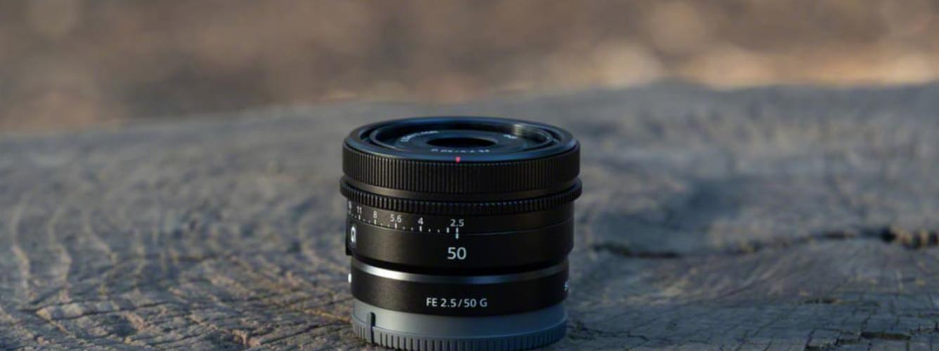 Sony G 50mm