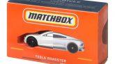 Matchbox Tesla Roadster Die-Cast