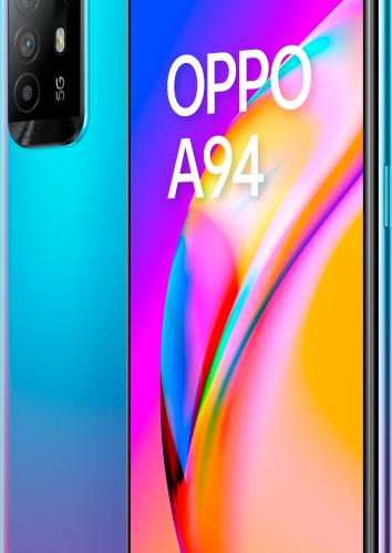 OPPO A94 5G -Azul Cósmico