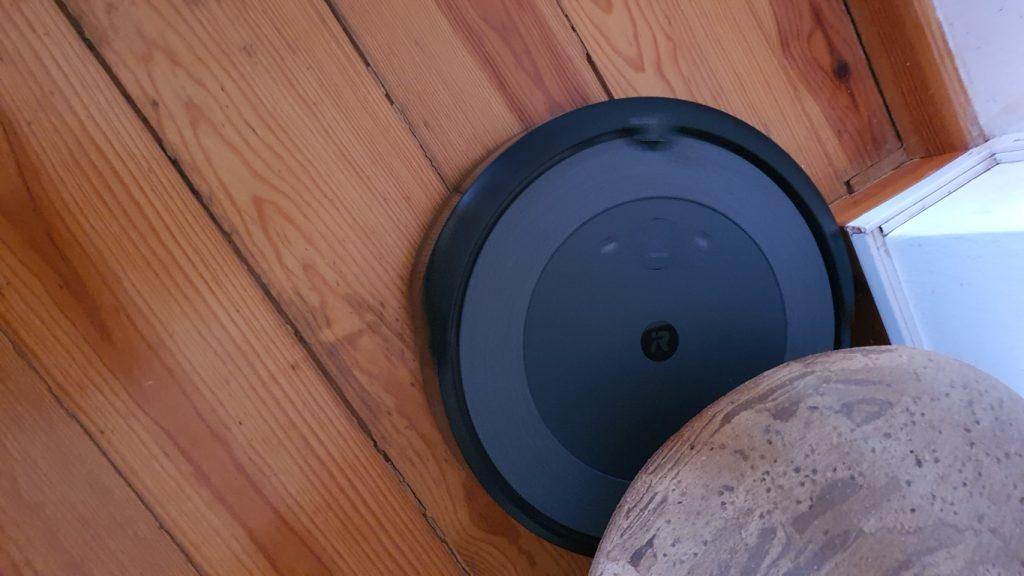Análise iRobot Roomba i3