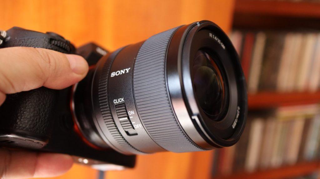 Sony SEL 35 f14 gm 4