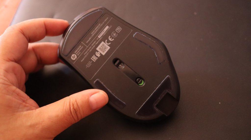 HP Omen Vector wireless
