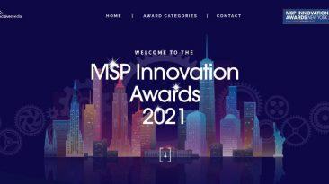 MSP European Innovation Awards do Channel Partner Insight2021