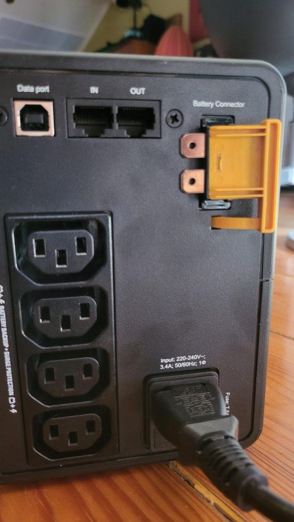 APC Back UPS BX Series 750VA 12