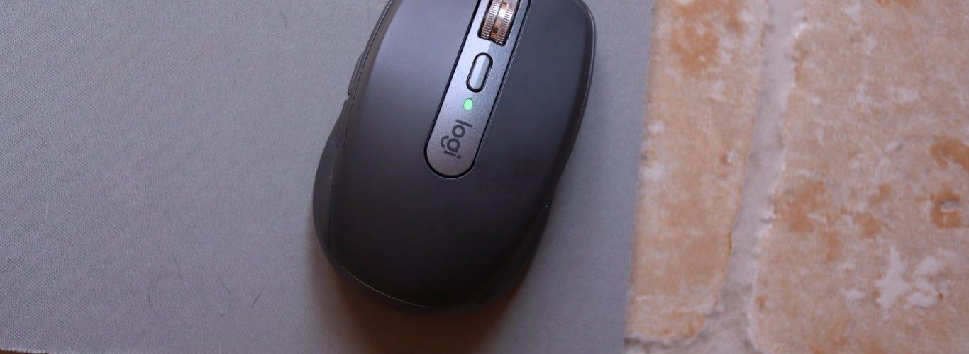 Análise rato Logitech MX Anywhere 3