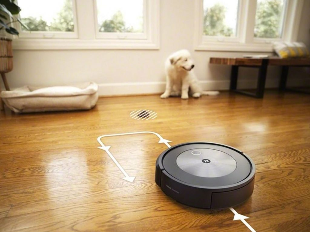 Roomba j7+ POOP